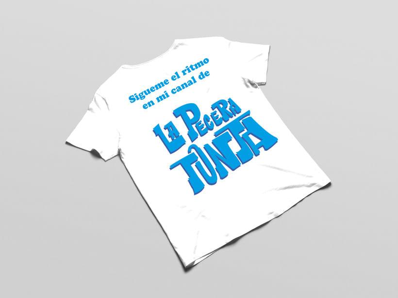 Camisas de LaPeceraTONTA 4