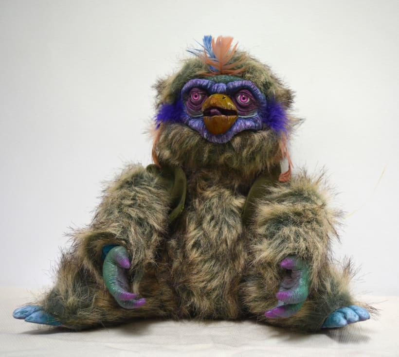Basil Quetzal 5