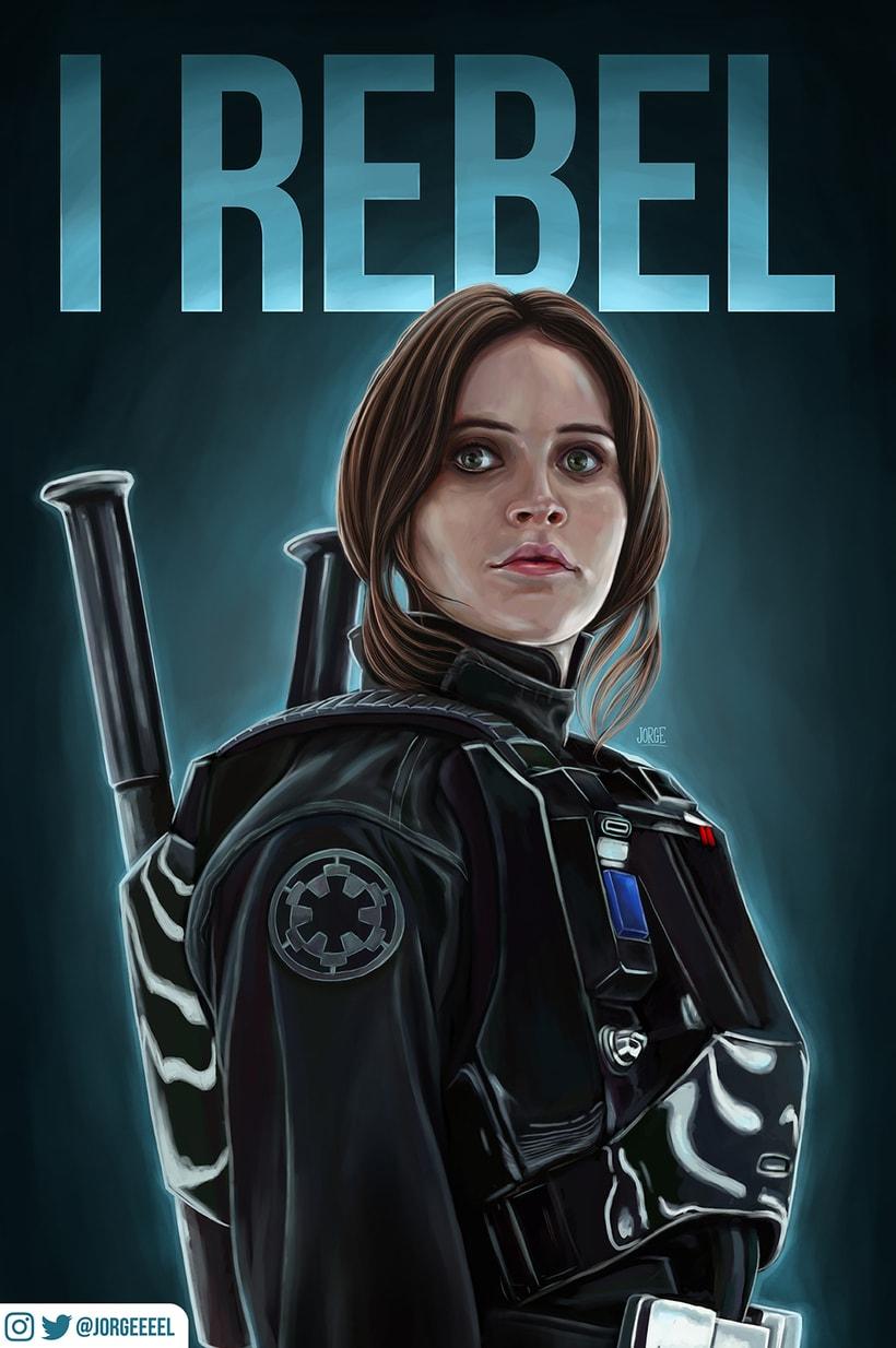I REBEL. Star Wars 0