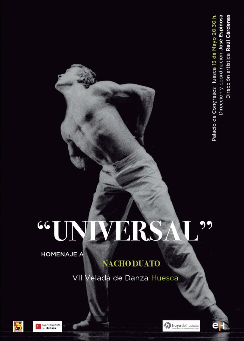 """Cartel """"El Universal"""" -1"""