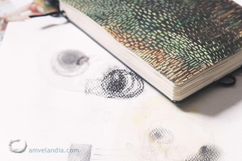 Cuaderno de bitácora - sketchbook 0