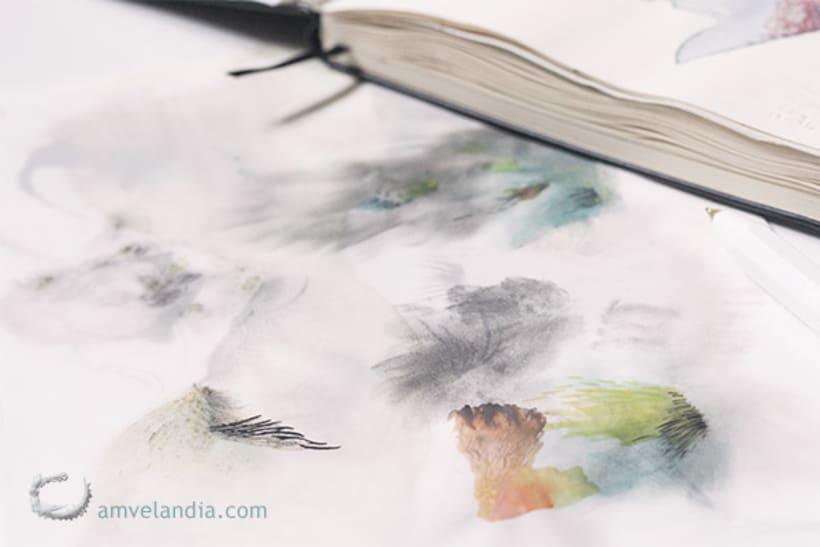 Cuaderno de bitácora - sketchbook 3