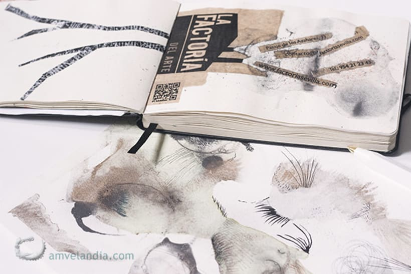 Cuaderno de bitácora - sketchbook 4