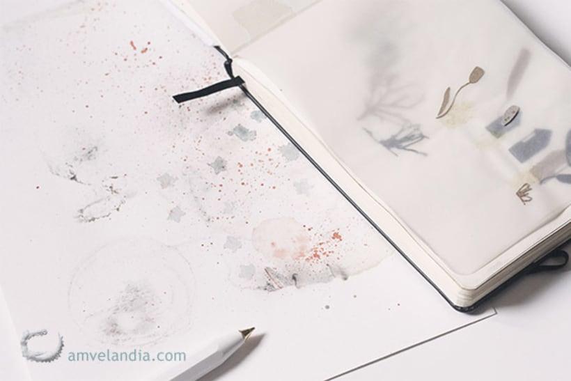 Cuaderno de bitácora - sketchbook 5