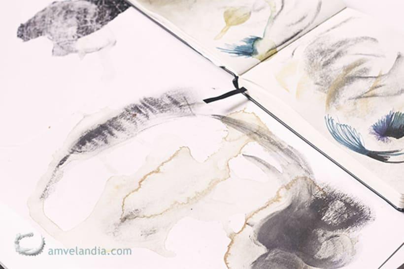 Cuaderno de bitácora - sketchbook 7