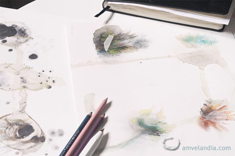 Cuaderno de bitácora - sketchbook 8