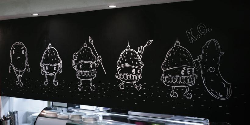 Ilustración mural 8