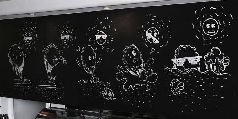 Ilustración mural 9