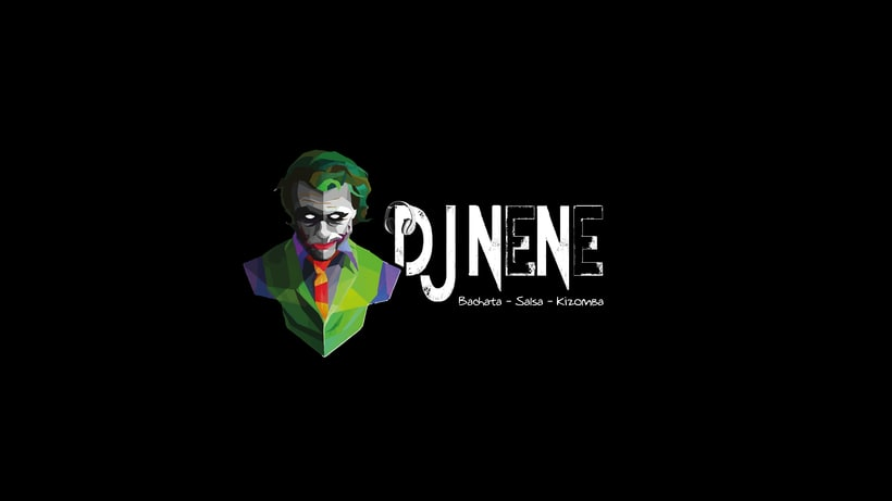 "Logotipo ""Dj Nene"" 0"