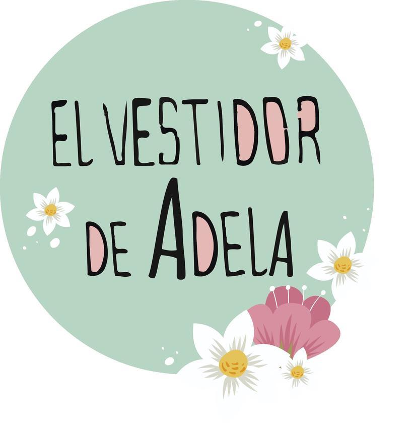 """Logotipo tienda de ropa """"El Vestidor de Adela"""" y app -1"""