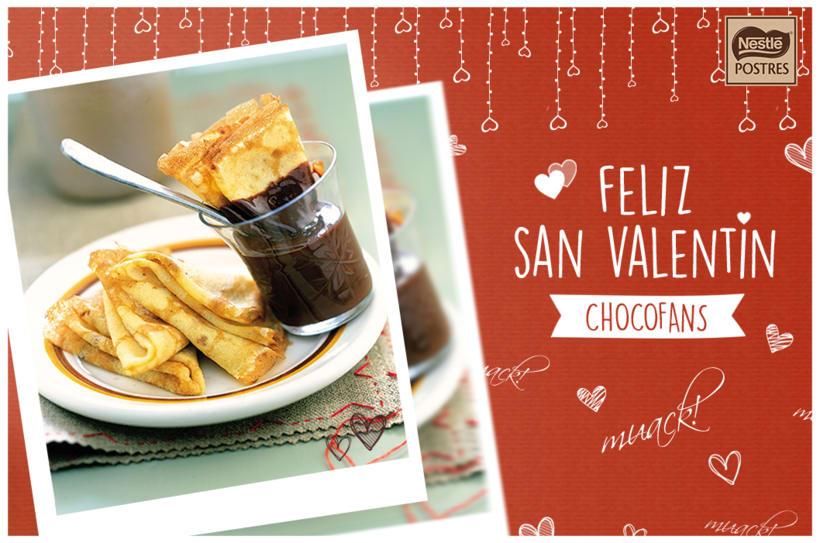 San Valentín (Nestlé Postres) 0