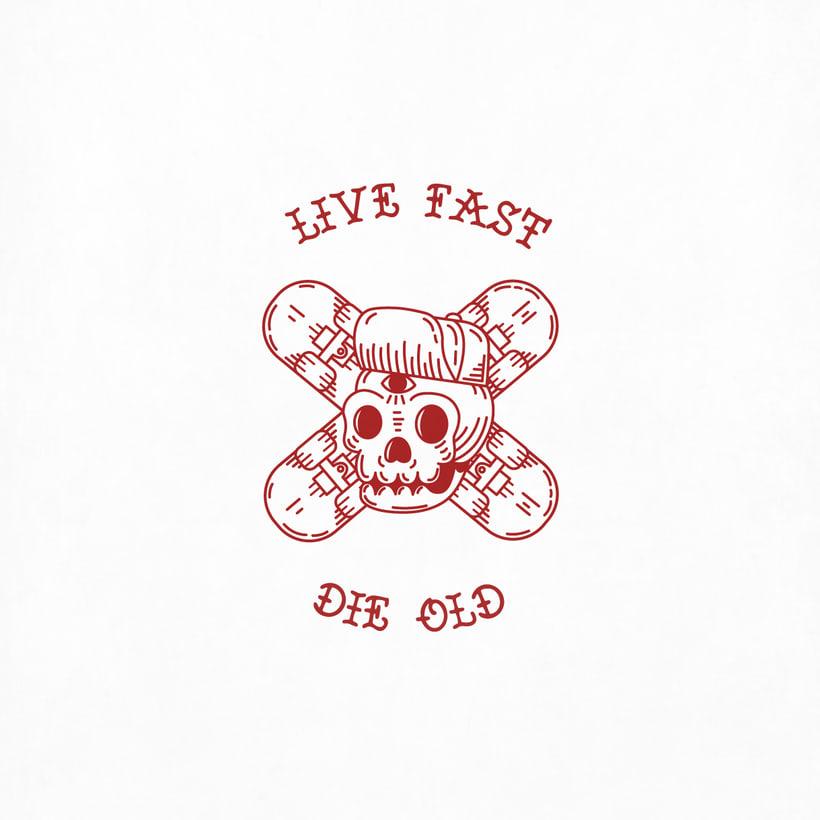 Live fast -1