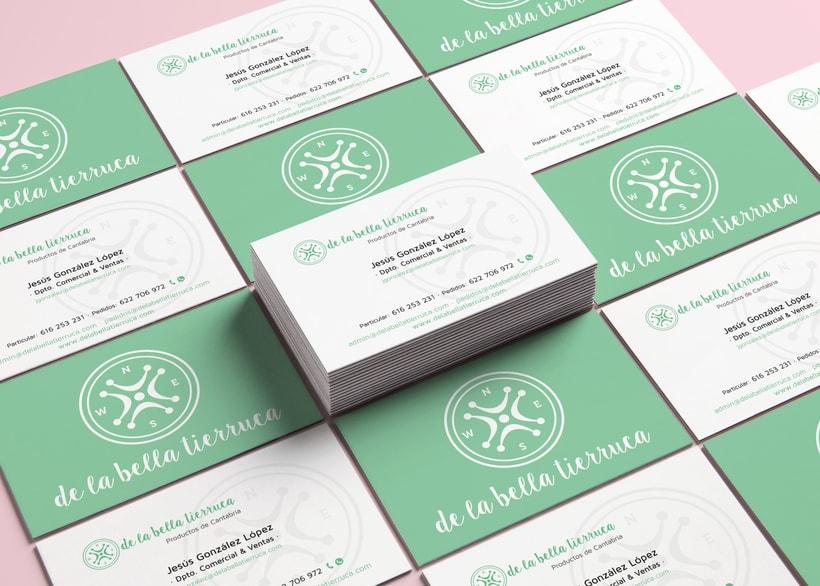 Branding | De la Bella Tierruca | 0
