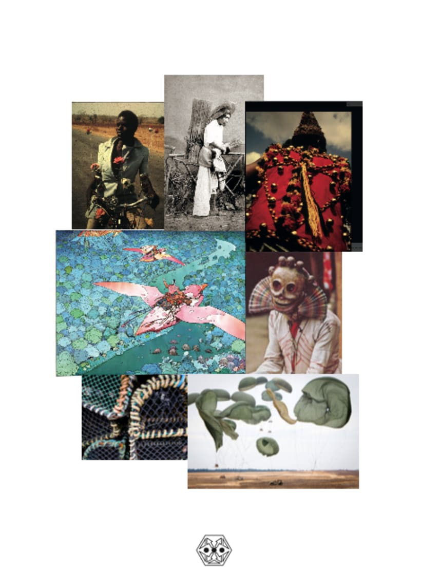 Fashion project. mbämhyä 1