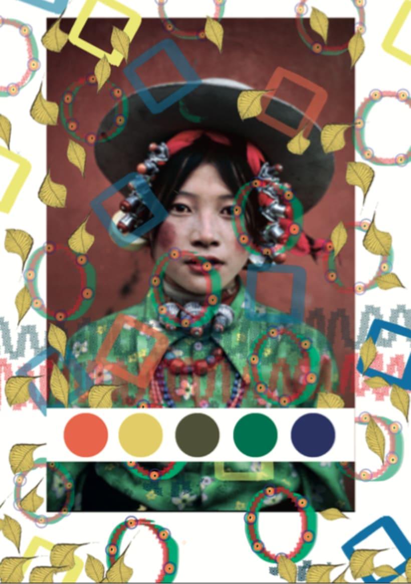 Fashion project. mbämhyä 3