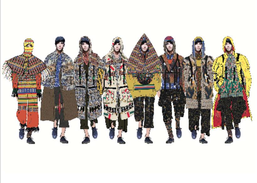 Fashion project. mbämhyä 6