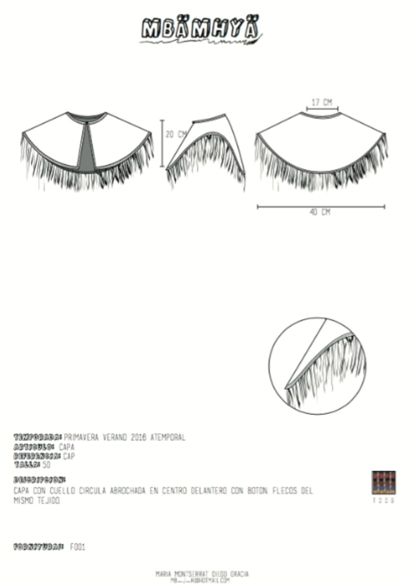 Fashion project. mbämhyä 12