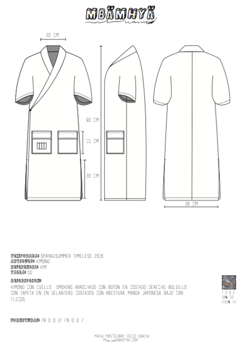 Fashion project. mbämhyä 15