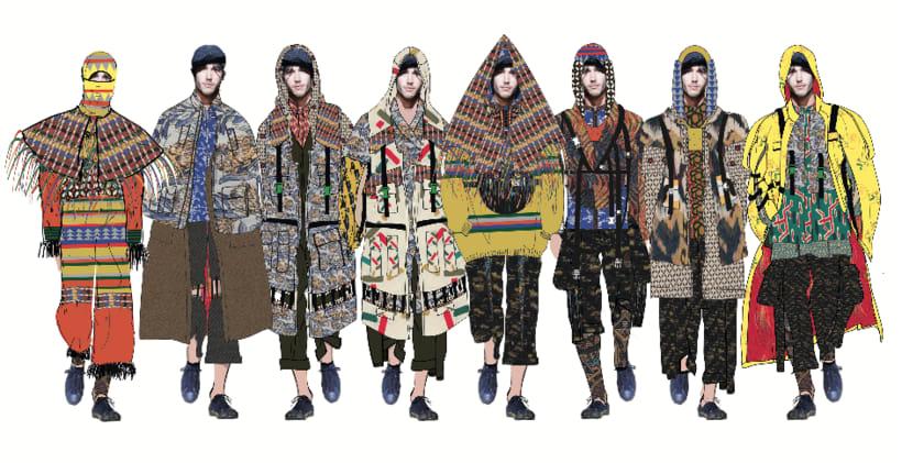 Fashion project. mbämhyä 16