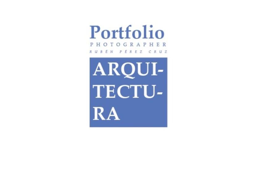 PORTFOLIO FOTOGRAFÍA ARQUITECTÓNICA  -1