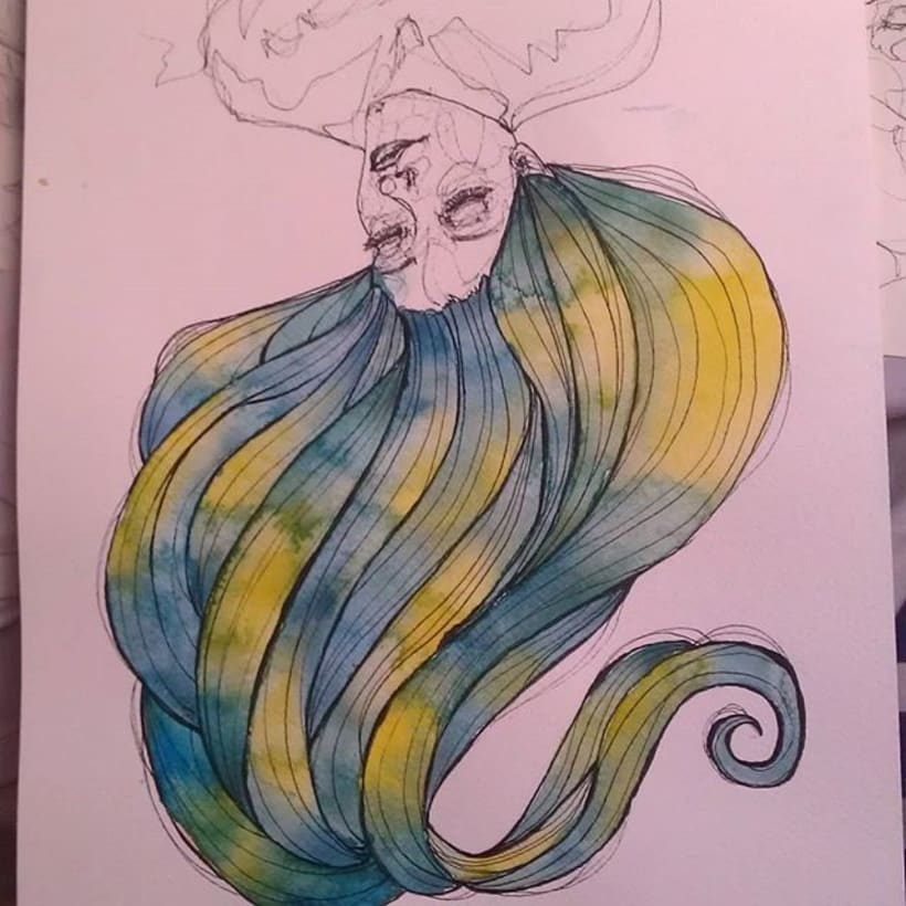 Hair -1