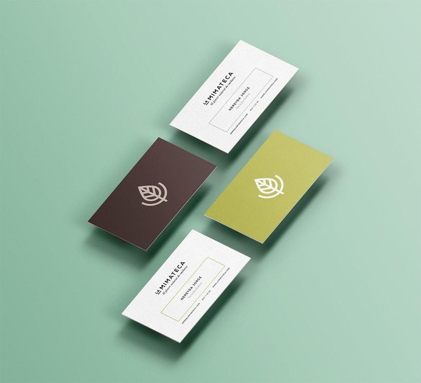 La Mimateca — Branding & E-commerce 3