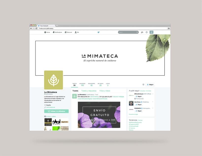 La Mimateca — Branding & E-commerce 13