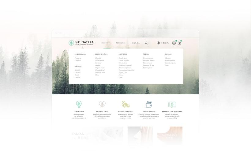 La Mimateca — Branding & E-commerce 9