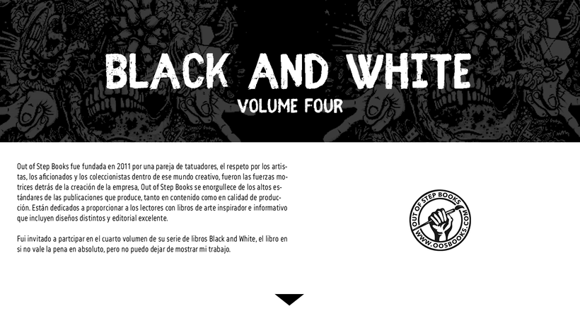 BLACK & WHITE vol. 4 0