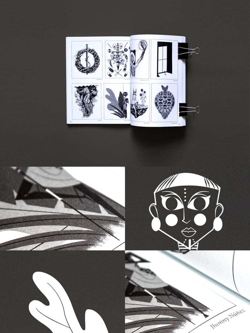 BLACK & WHITE vol. 4 3