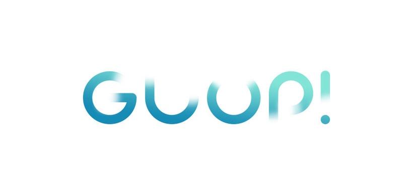 GLUP! — Branding & UI Design 1