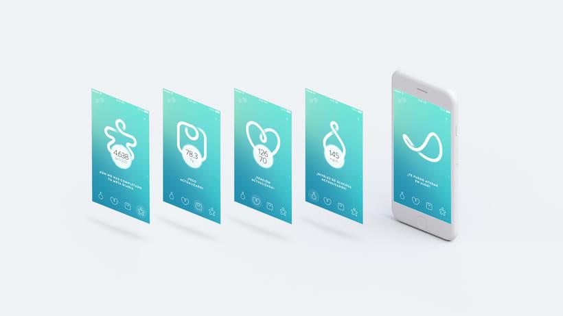 GLUP! — Branding & UI Design 4