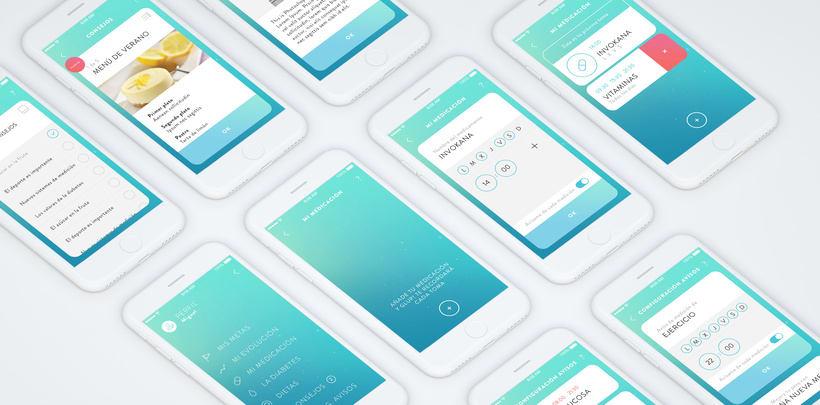 GLUP! — Branding & UI Design 11