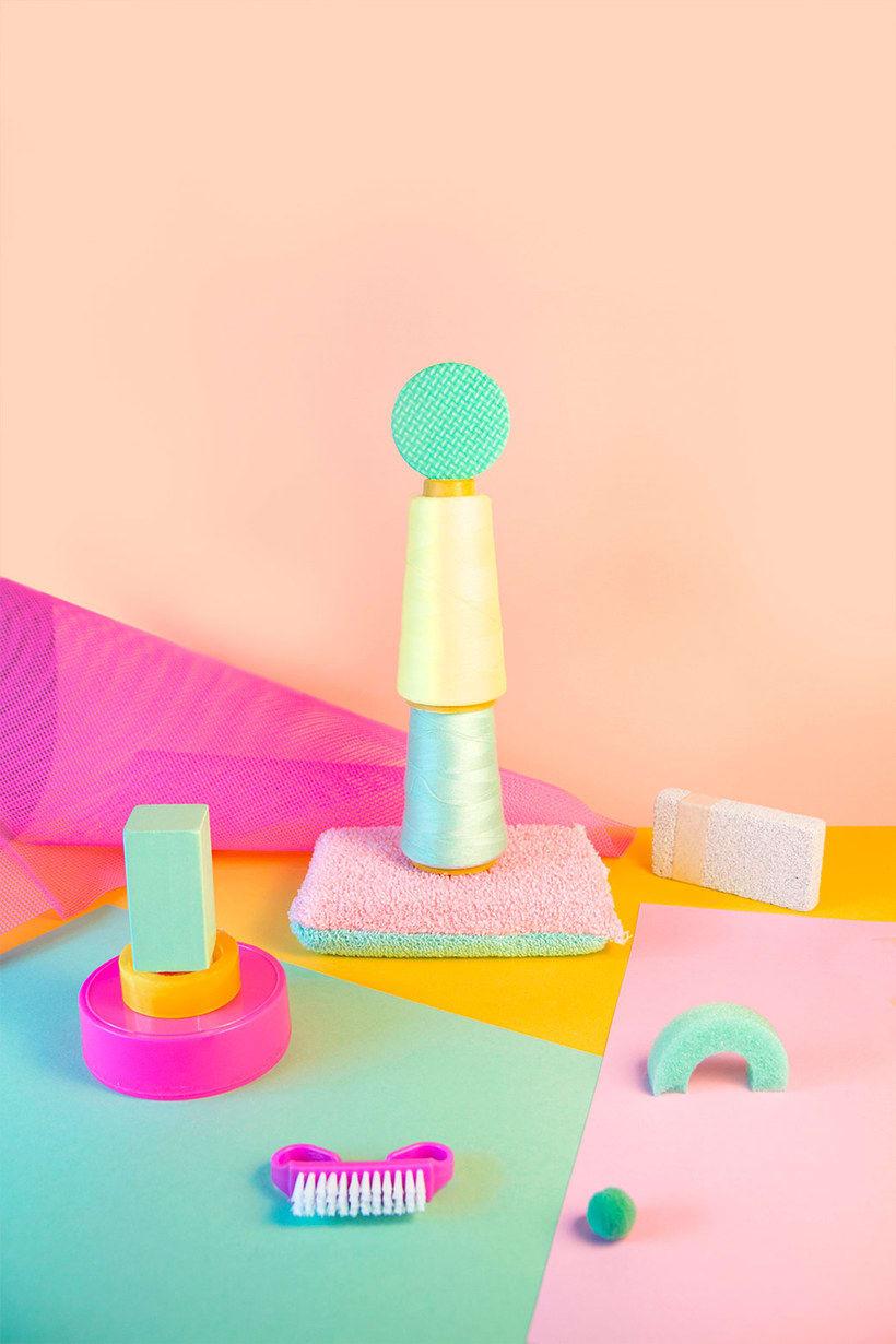 I'm blue I'm pink: una fábrica de bodegones oníricos 7