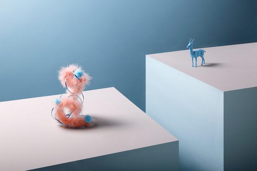 I'm blue I'm pink: una fábrica de bodegones oníricos 9