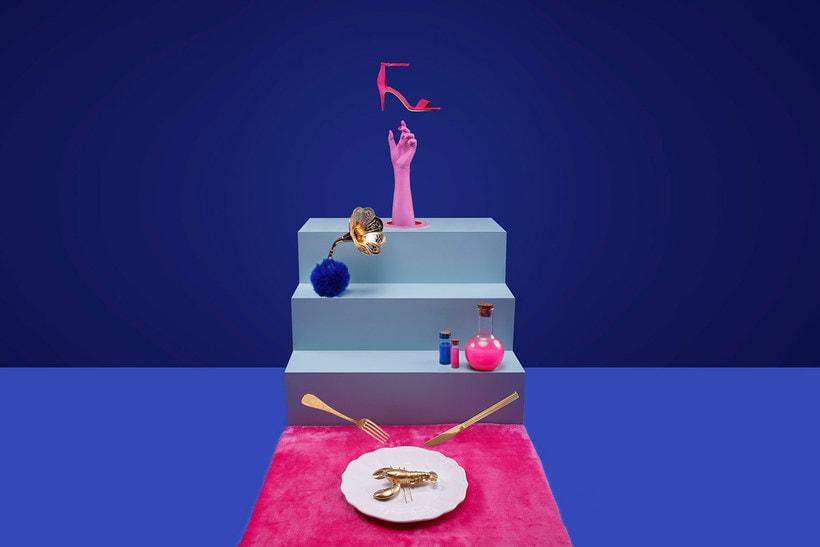 I'm blue I'm pink: una fábrica de bodegones oníricos 11