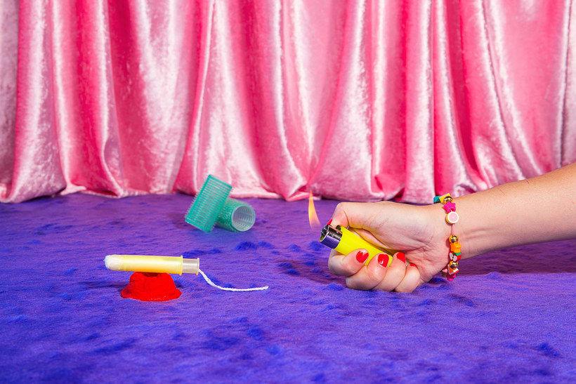 I'm blue I'm pink: una fábrica de bodegones oníricos 15