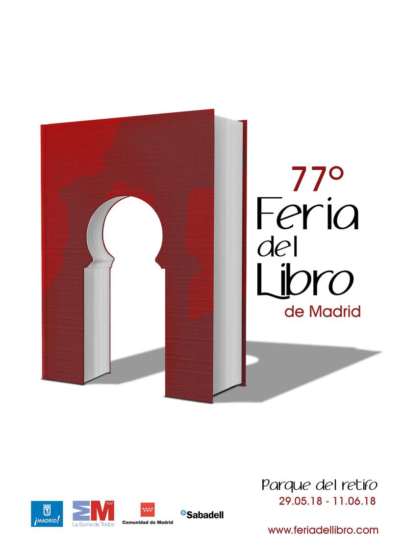 Cartel Feria del Libro 0