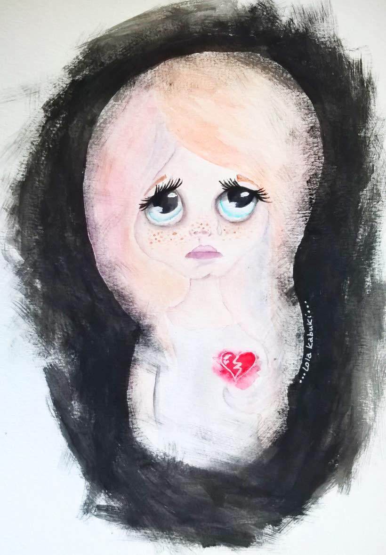 Mi Proyecto del curso: Introducción a la ilustración infantil. La sirenita. 1