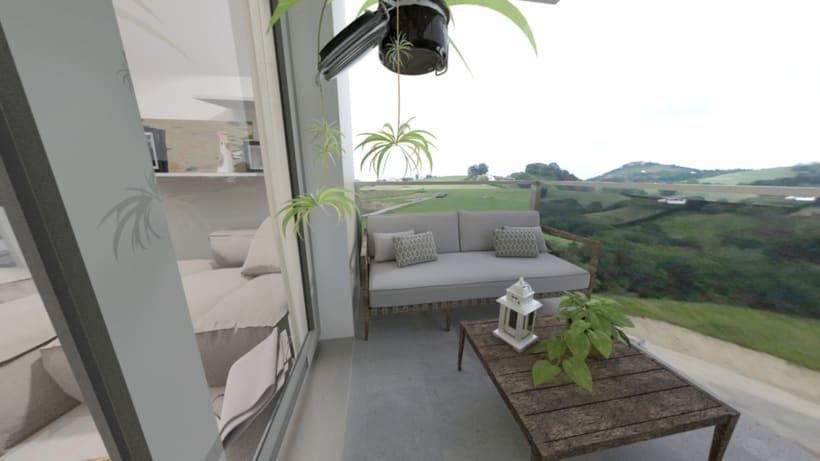 Tour virtual 360º apartamentos Zatarain 0