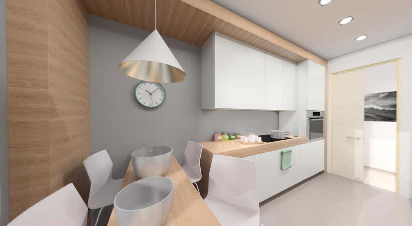Tour virtual 360º apartamentos Zatarain 1