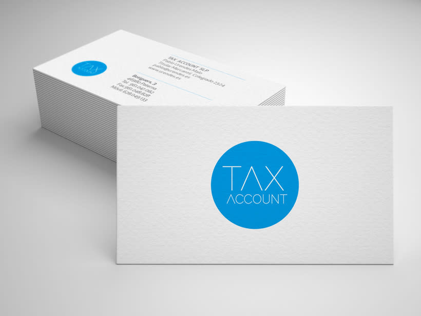 Tax Account; Papelería básica. 0