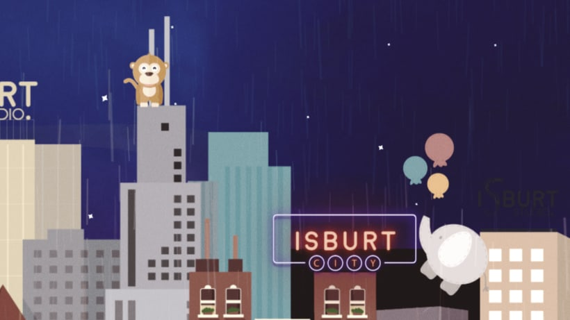 Promo 'Isburt' 1
