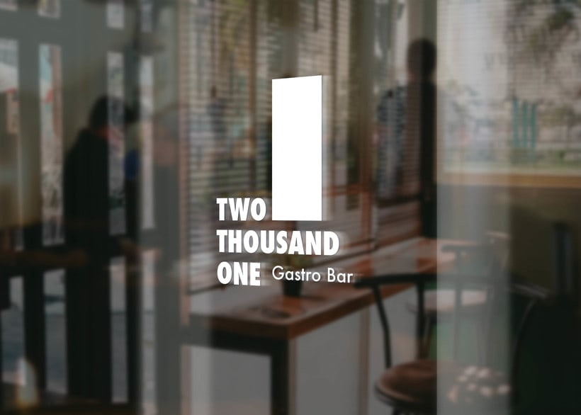 two thousand one gastro bar 0