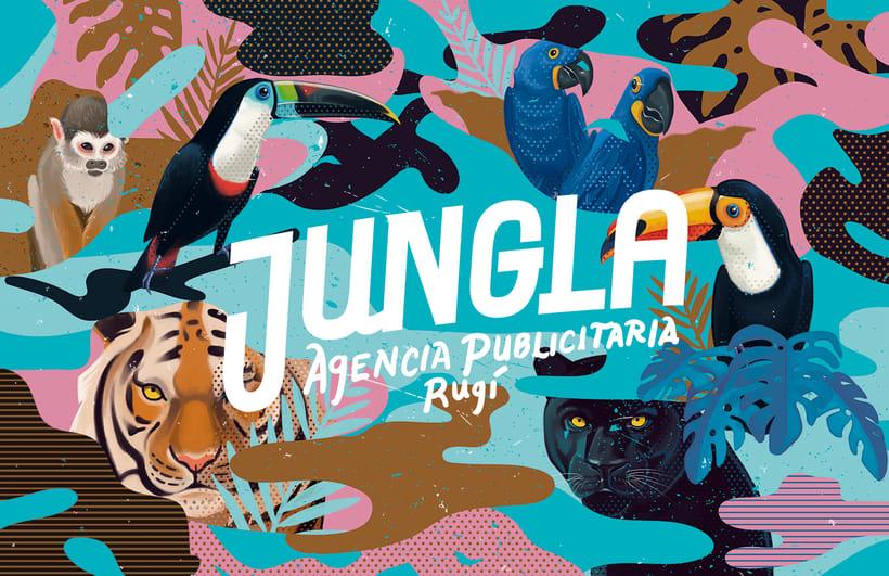 J U N G L A | Agencia de publicidad 1