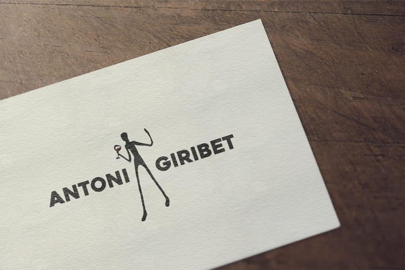 Marca Antoni Giribet -1