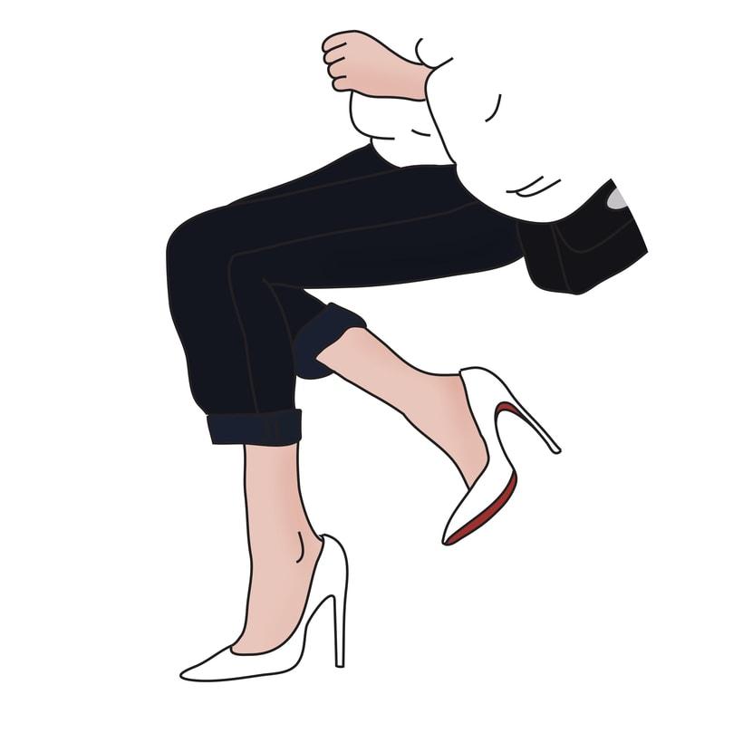 Ilustraciones de moda -1