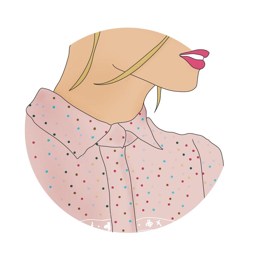 Ilustraciones de moda 0