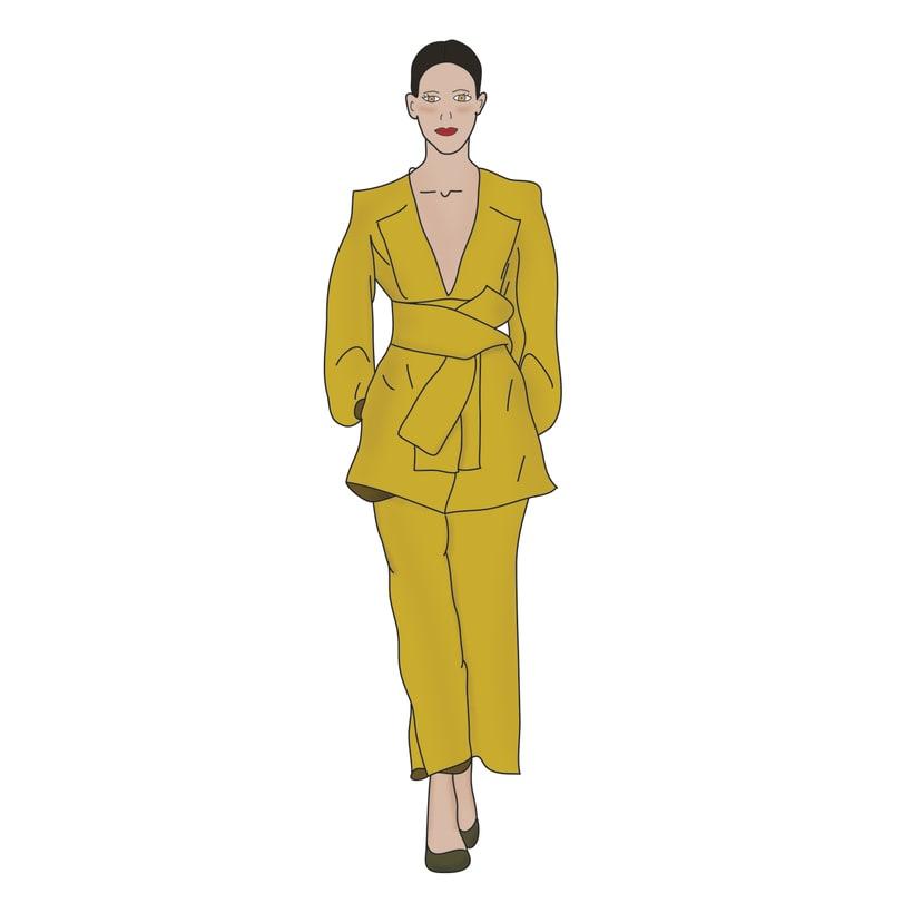 Ilustraciones de moda 1