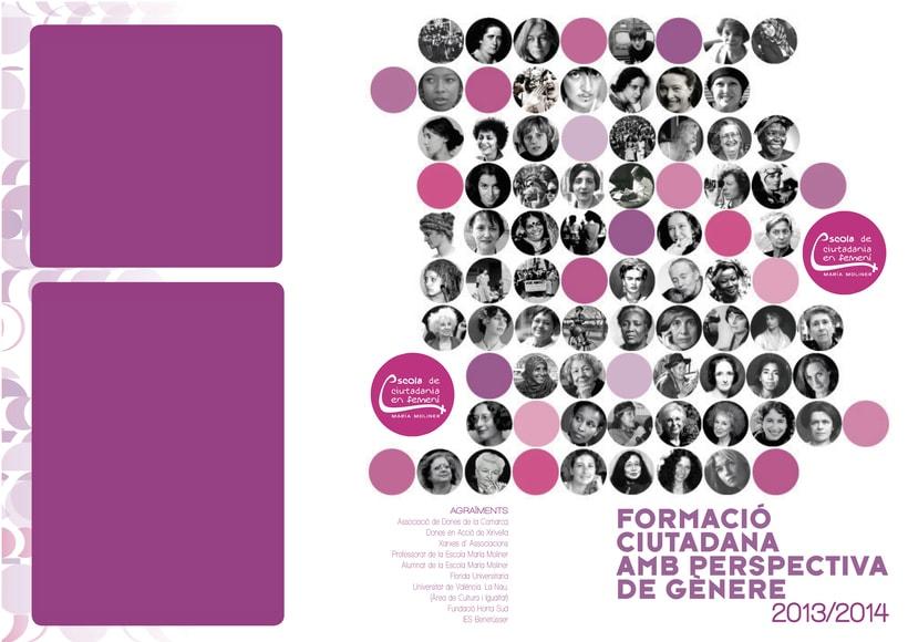 Identidad Escola Maria Moliner de València 3